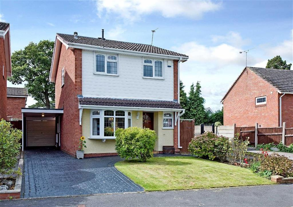 3 Bedrooms Detached House for sale in 3, Pinewood Close, Castlecroft, Wolverhampton, West Midlands, WV3