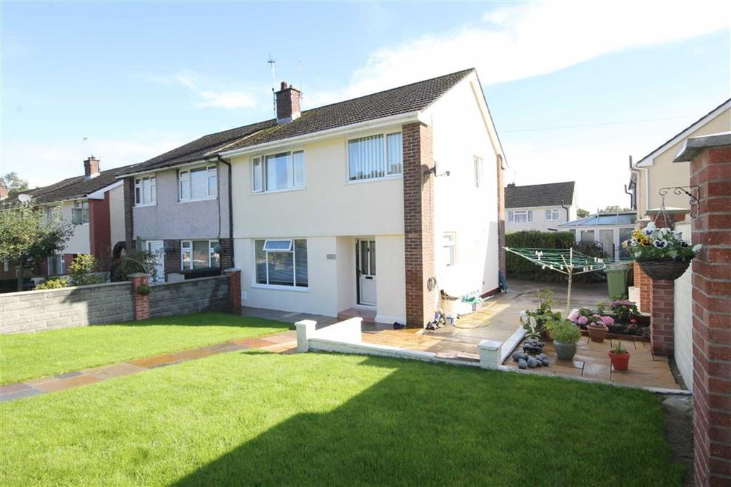 3 Bedrooms Semi Detached House for sale in St Donats Court, Caerphilly, CF83