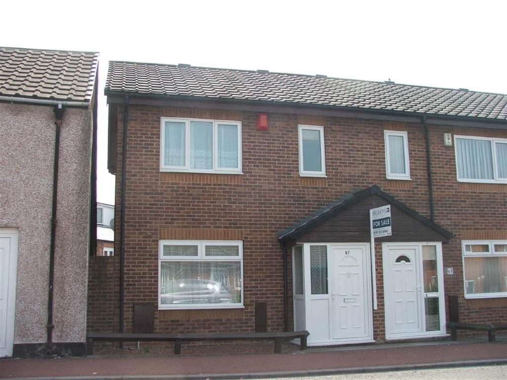 3 Bedrooms Terraced House for sale in Caroline Street, Hetton Le Hole