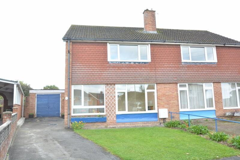 3 Bedrooms Semi Detached House for sale in Seville Crescent, Andover