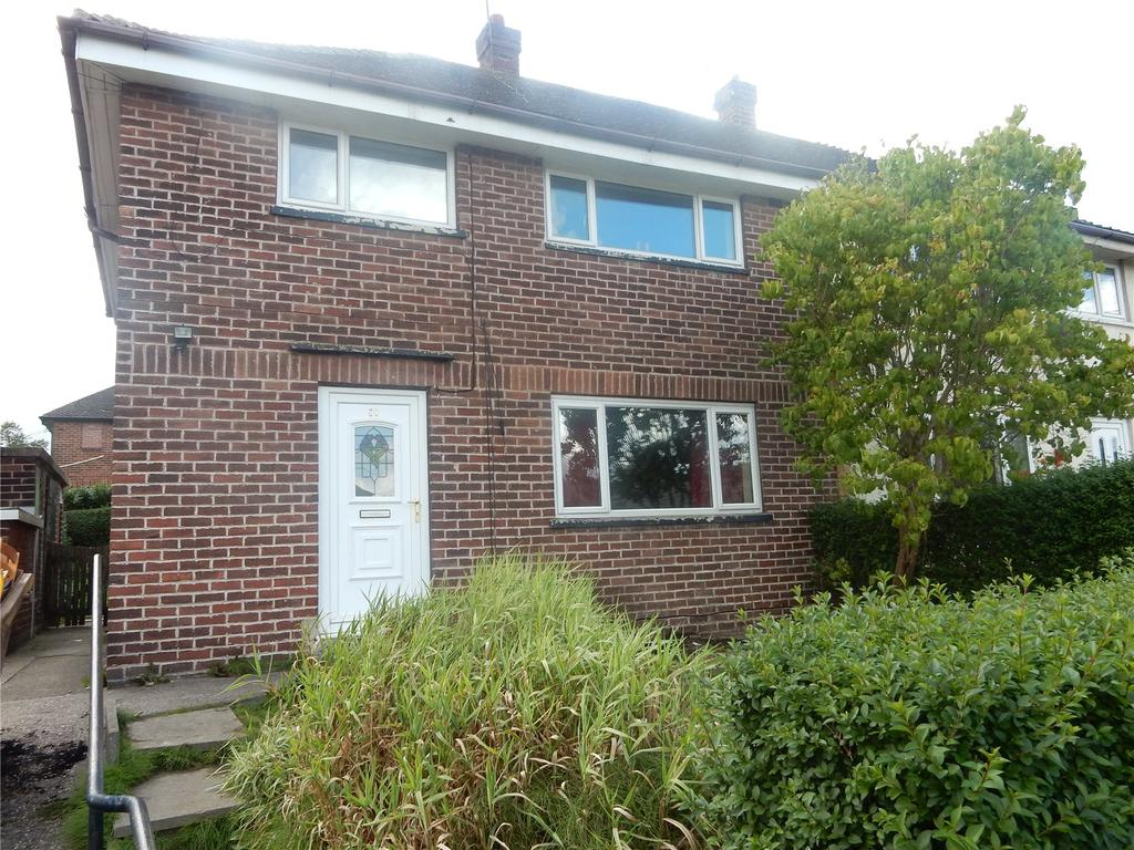 3 Bedrooms Semi Detached House for sale in Coule Royd, Dalton, Huddersfield, HD5