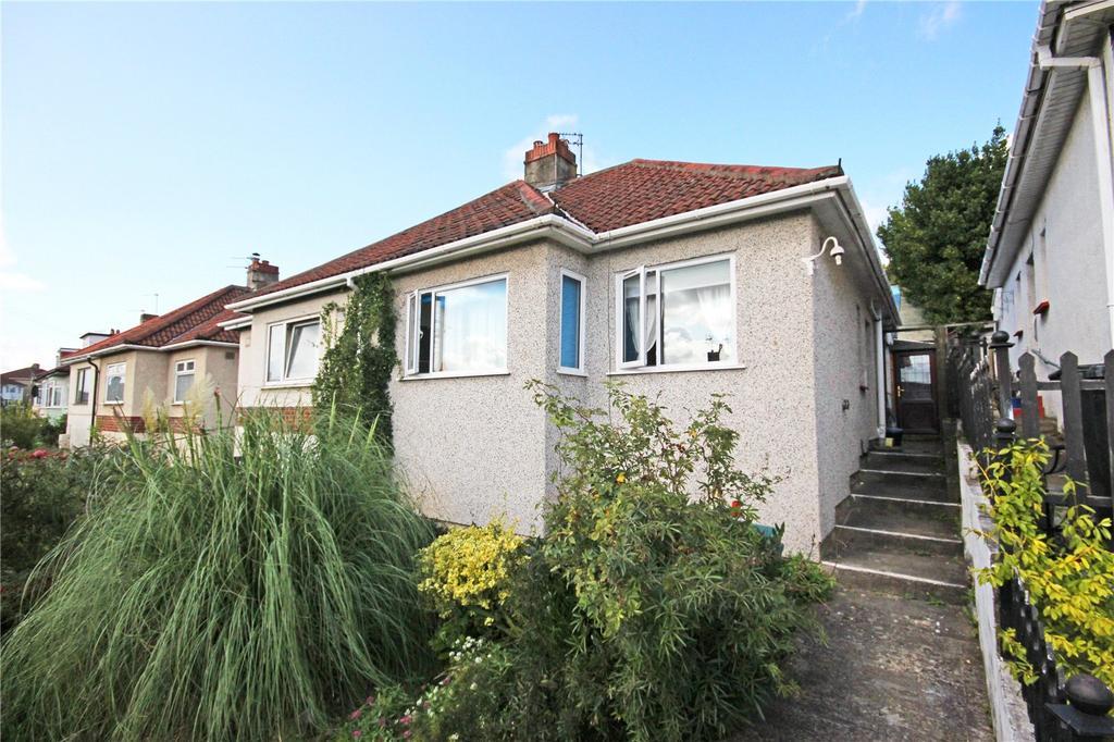 3 Bedrooms Semi Detached Bungalow for sale in Rousham Road, Eastville, Bristol, BS5