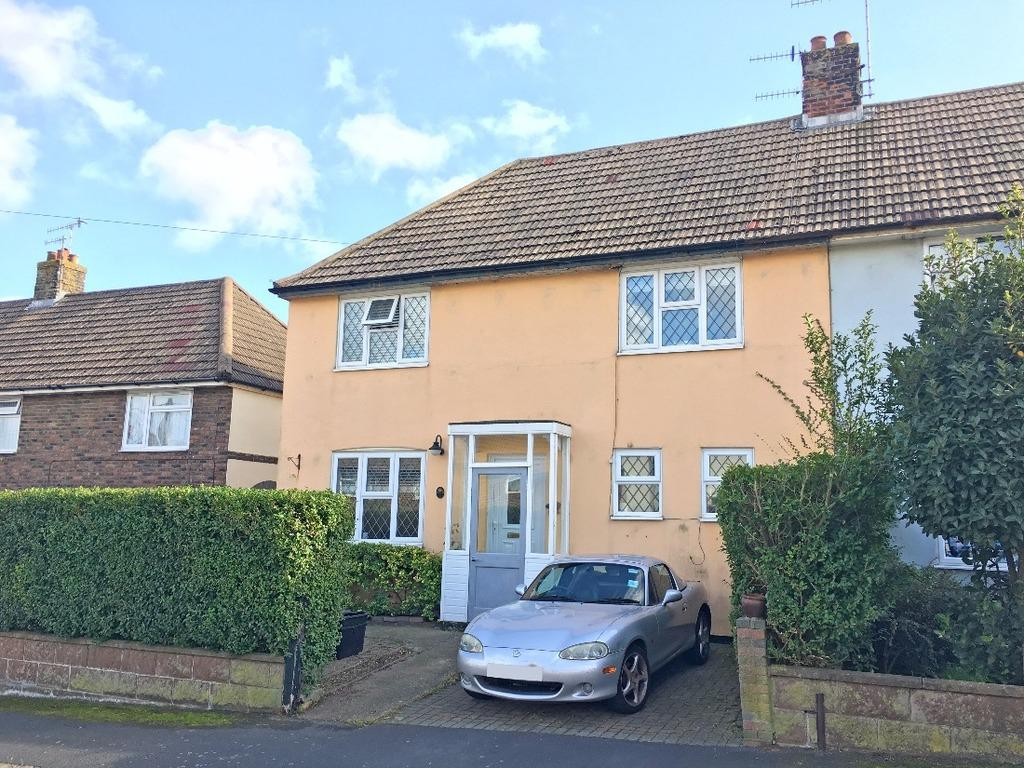 3 Bedrooms Semi Detached House for sale in St Michaels Road Portslade East Sussex BN41