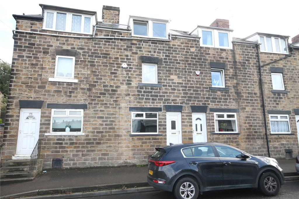 3 Bedrooms Terraced House for sale in Pontefract Road, Hoyle Mill, Barnsley, S71