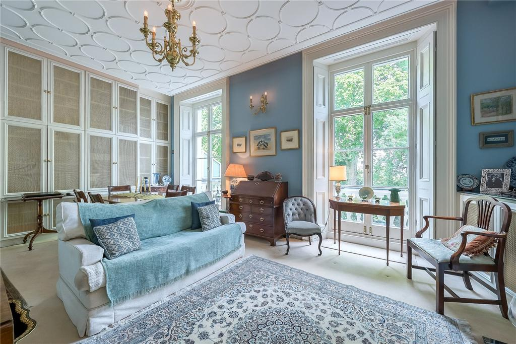 2 Bedrooms House for sale in Eccleston Square, London
