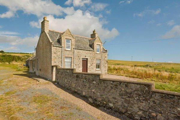 4 Bedrooms Detached House for sale in Little Tack, Auchnagatt, Ellon, Aberdeenshire, AB41
