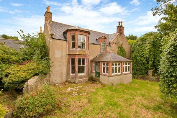 7 Bedrooms Detached House for sale in Burreldales Farmhouse, Fyvie,, Turriff, Aberdeenshire, AB53