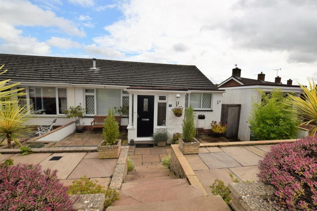 3 Bedrooms Bungalow for sale in High Meadows, St Thomas, EX4