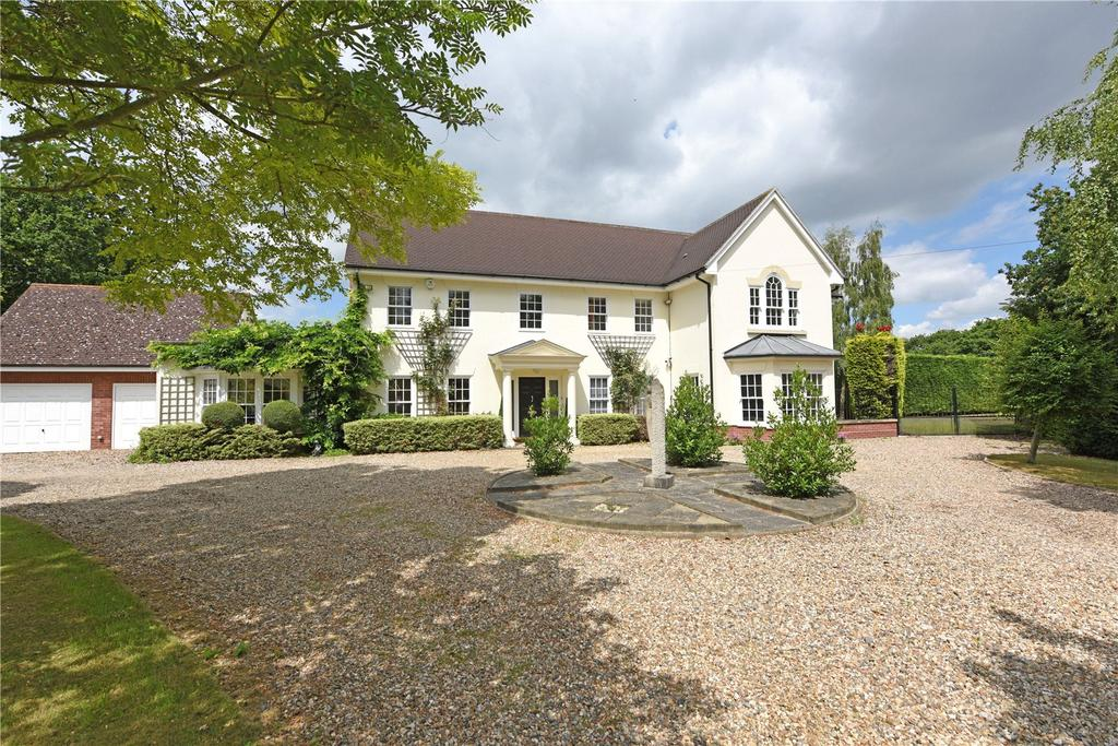 5 Bedrooms Detached House for sale in Oak House, John De Bois Hill, Ardleigh, Colchester, CO7