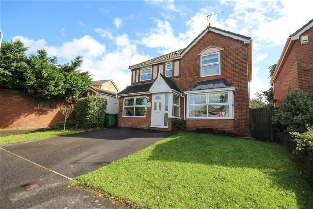 4 Bedrooms Detached House for sale in Sunnybank Close, Whitchurch, CARDIFF