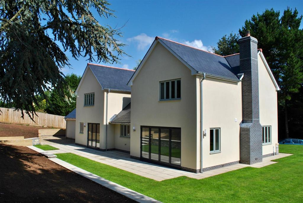 5 Bedrooms Detached House for sale in Stoke St Mary 0.4 Acre