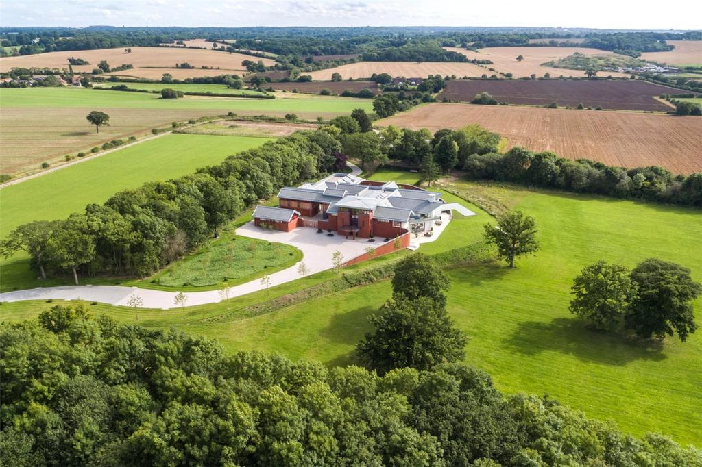 9 Bedrooms Equestrian Facility Character Property for sale in Forest Green Road, Holyport, Maidenhead, Berkshire, SL6