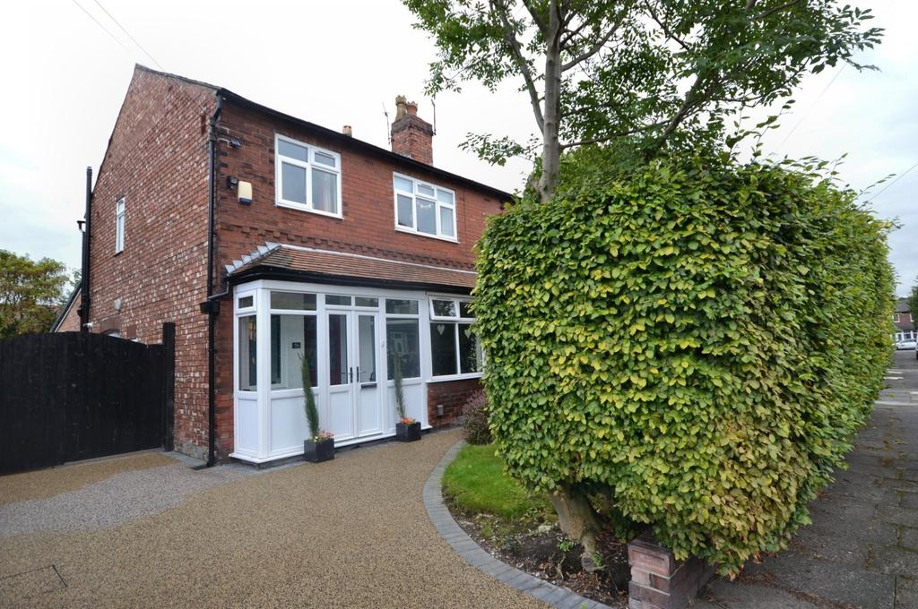 3 Bedrooms Semi Detached House for sale in Vaughan Road, Chorlton