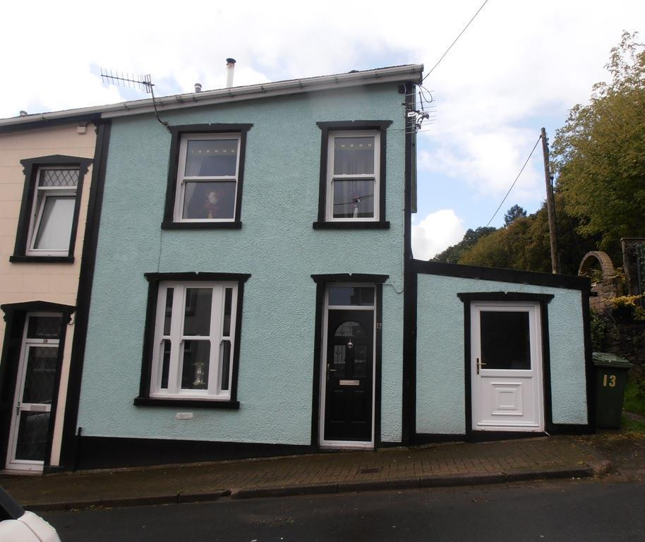 3 Bedrooms End Of Terrace House for sale in Duffryn Street, Godreaman, Aberdare