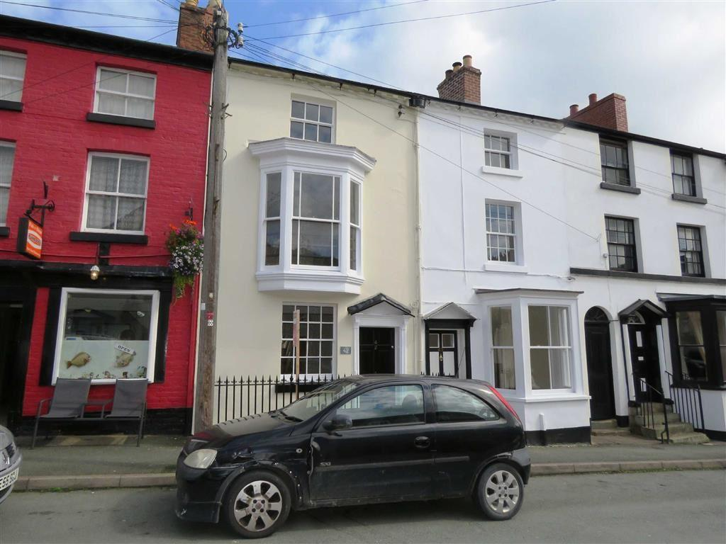 3 Bedrooms Terraced House for sale in Crescent Street, Newtown, SY16