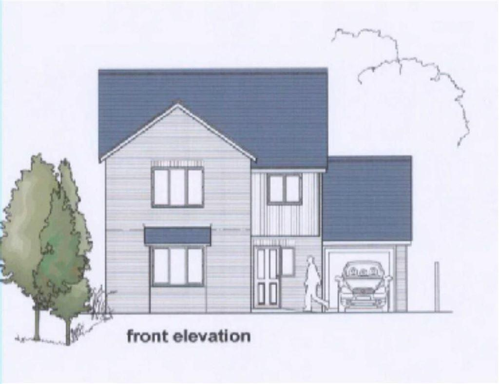 Land Commercial for sale in Quinta Crescent, Weston Rhyn, Oswestry, SY10