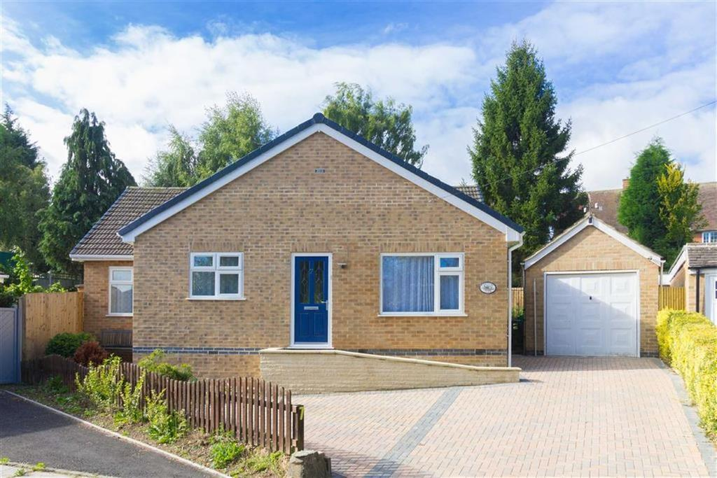 3 Bedrooms Detached Bungalow for sale in Perry Close, Woodhouse Eaves, LE12