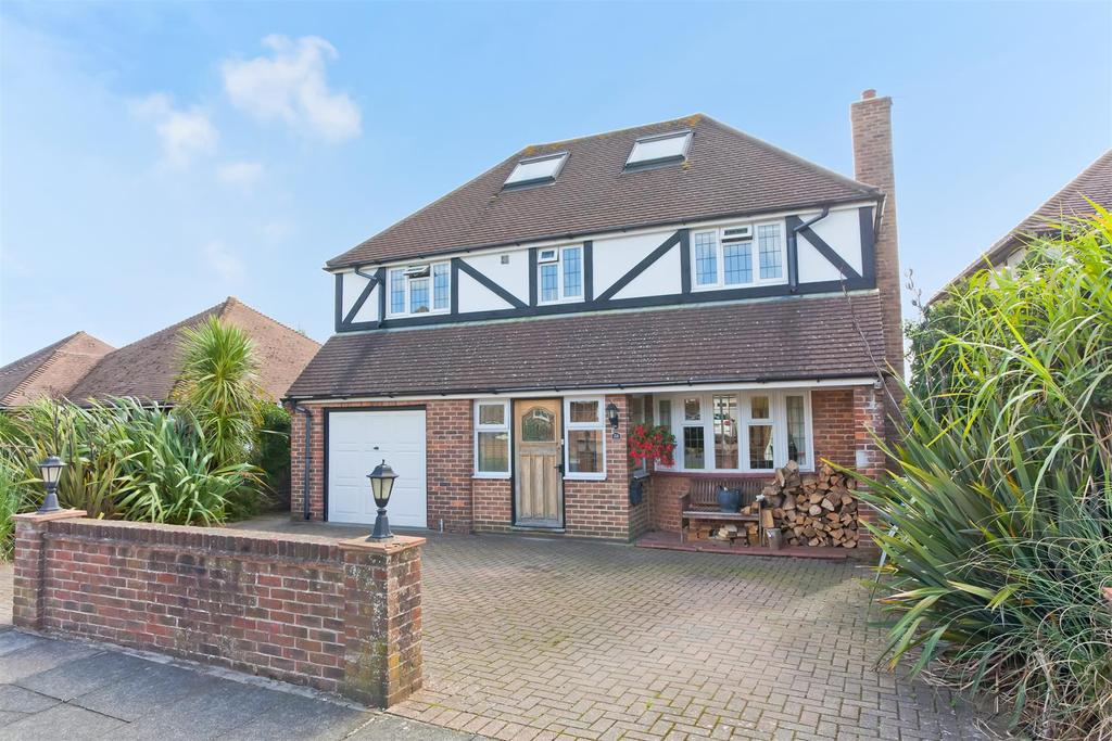 4 Bedrooms Detached House for sale in Glen Rise, Withdean, Brighton