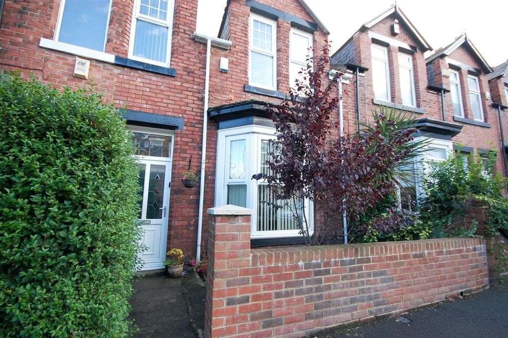 3 Bedrooms Terraced House for sale in Cleveland Road, High Barnes, Sunderland