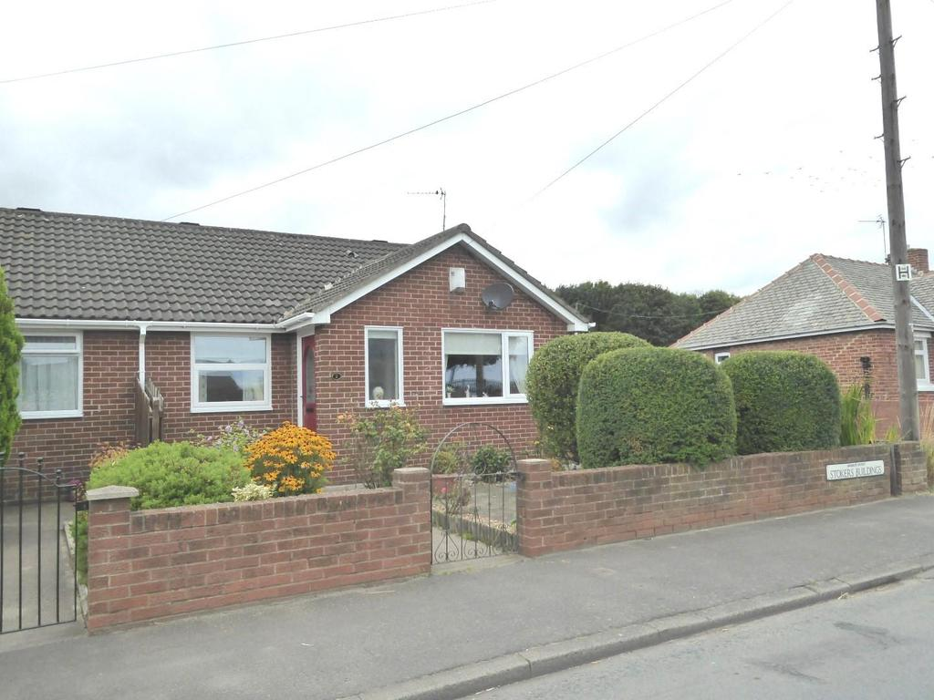 2 Bedrooms Semi Detached Bungalow for sale in Choppington