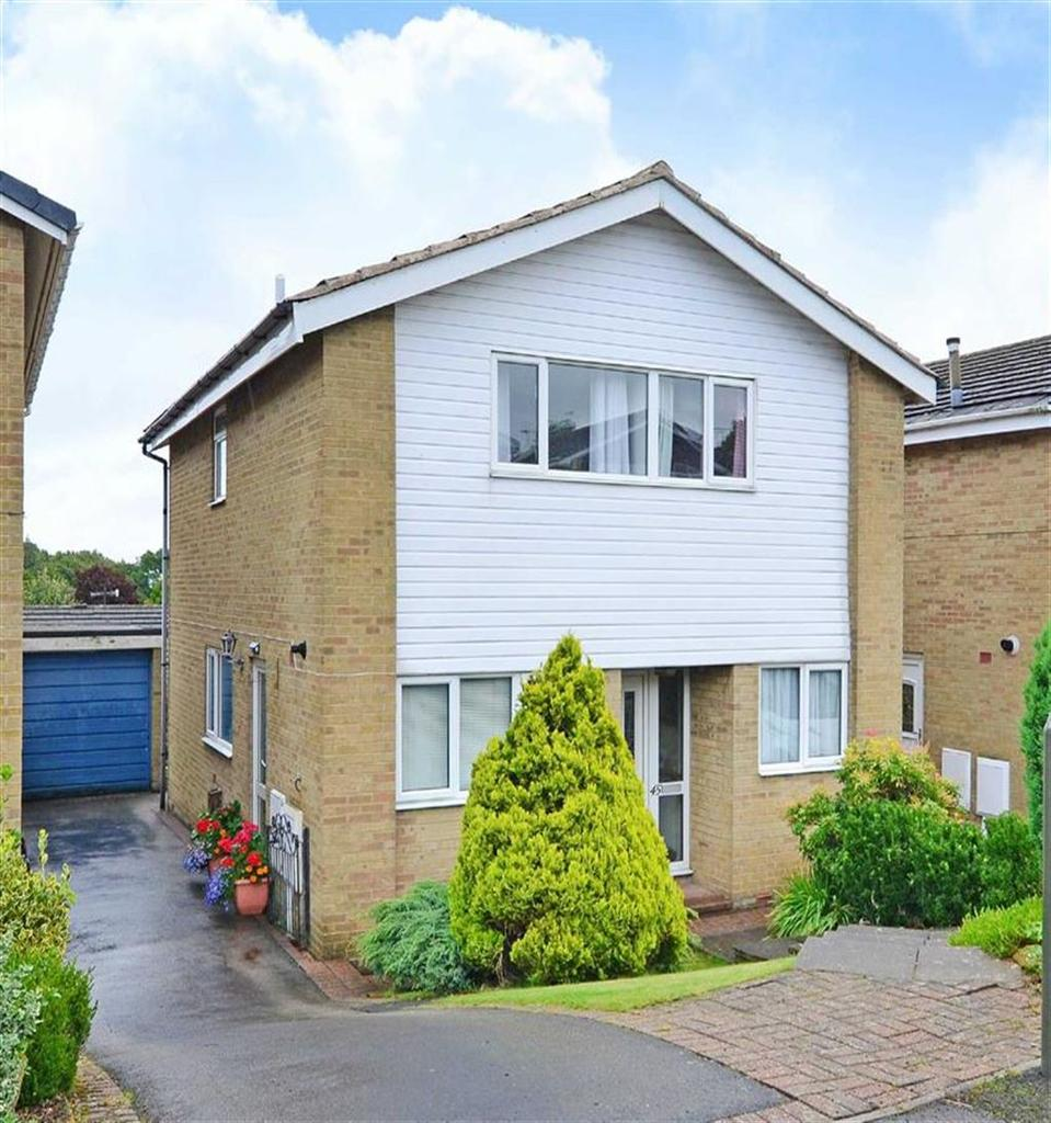 4 Bedrooms Detached House for sale in 45, Ashford Road, Dronfield Woodhouse, Dronfield, Derbyshire, S18