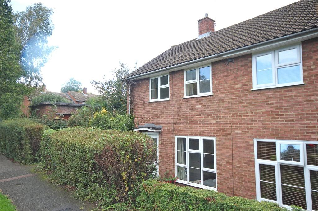 2 Bedrooms End Of Terrace House for sale in Vine Close, Welwyn Garden City, Hertfordshire