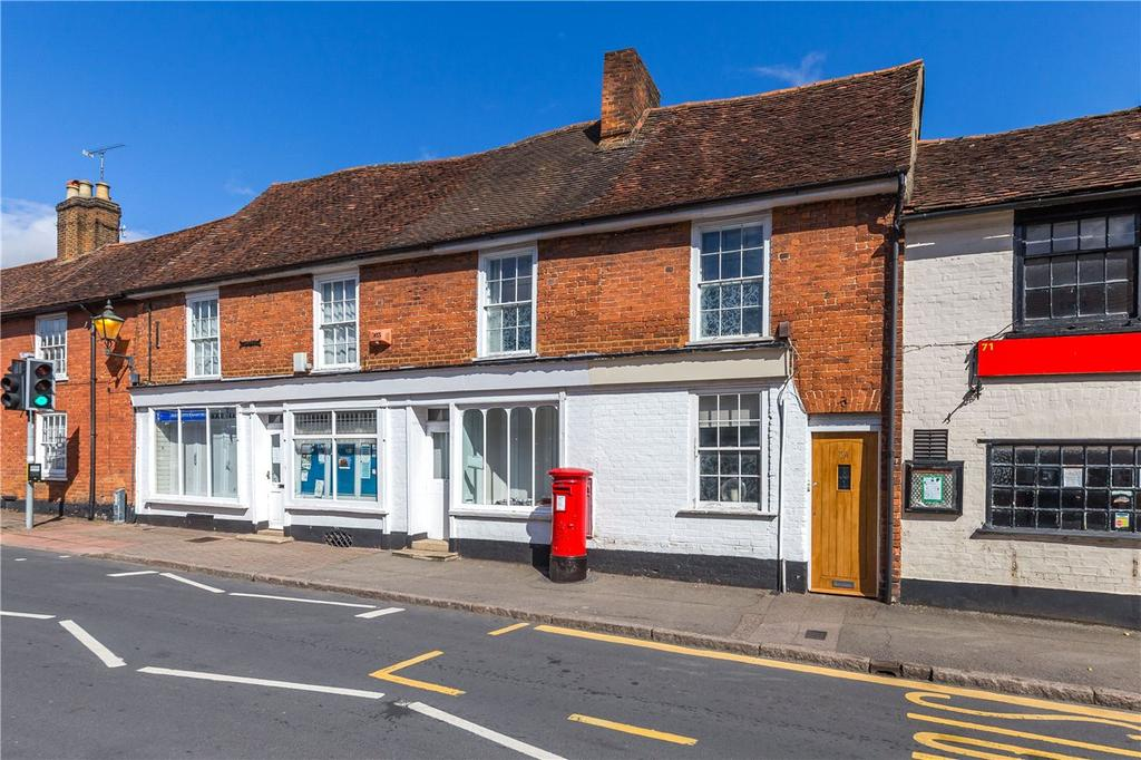 3 Bedrooms Terraced House for sale in High Street, Redbourn, St. Albans, Hertfordshire