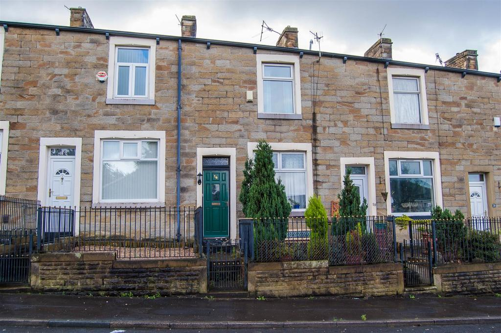 2 Bedrooms Terraced House for sale in Tay Street, Burnley