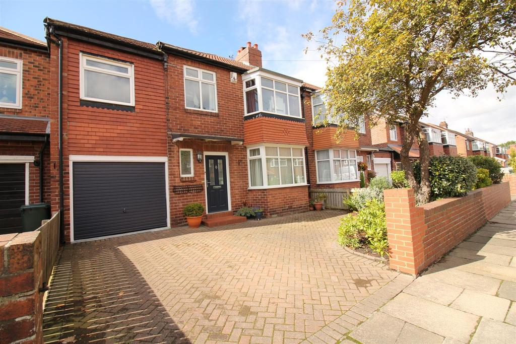 4 Bedrooms Semi Detached House for sale in Briarfield Road, Newcastle Upon Tyne