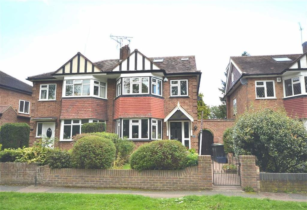 4 Bedrooms Semi Detached House for sale in Stewards Green Road, Epping, Essex, CM16