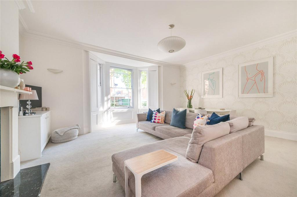 2 Bedrooms Flat for sale in Rosslyn Hill, Hampstead, London
