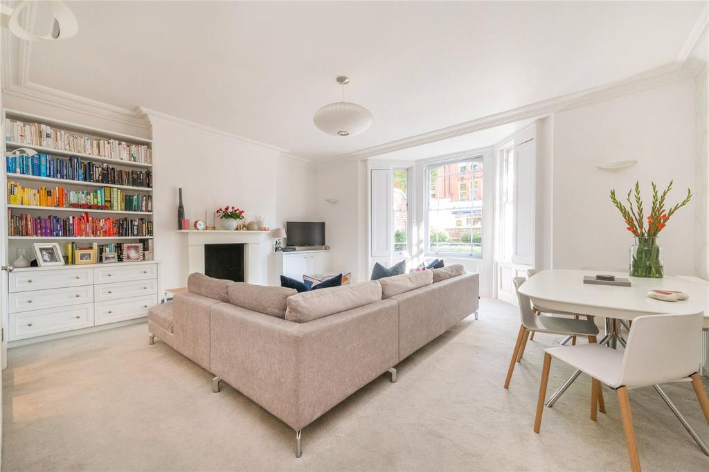 2 Bedrooms Flat for sale in Rosslyn Hill, Hampstead, London