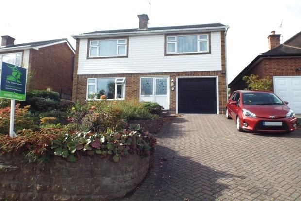 4 Bedrooms Detached House for sale in Thoresby Road, Bramcote, Nottingham, NG9