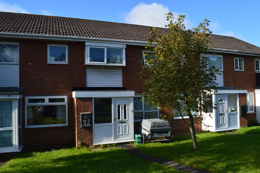 3 Bedrooms Terraced House for sale in Monmouth Way, Llantwit Major CF61