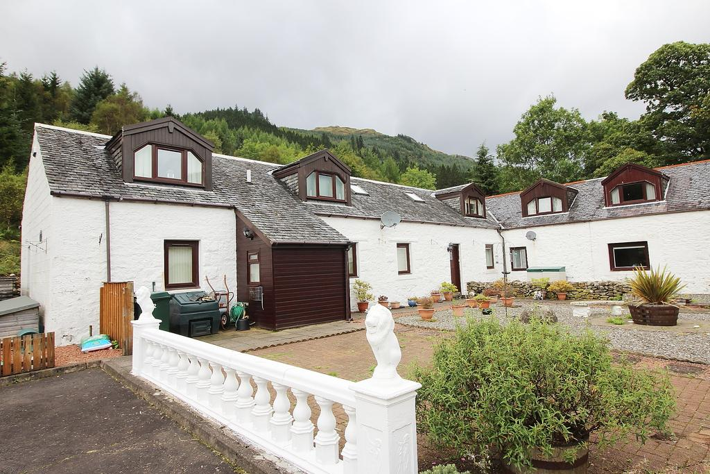 3 Bedrooms End Of Terrace House for sale in THE STEADINGS, SUCCOTH, ARROCHAR G83