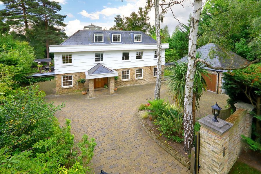 7 Bedrooms Detached House for sale in Wentworth Estate, Virginia Water