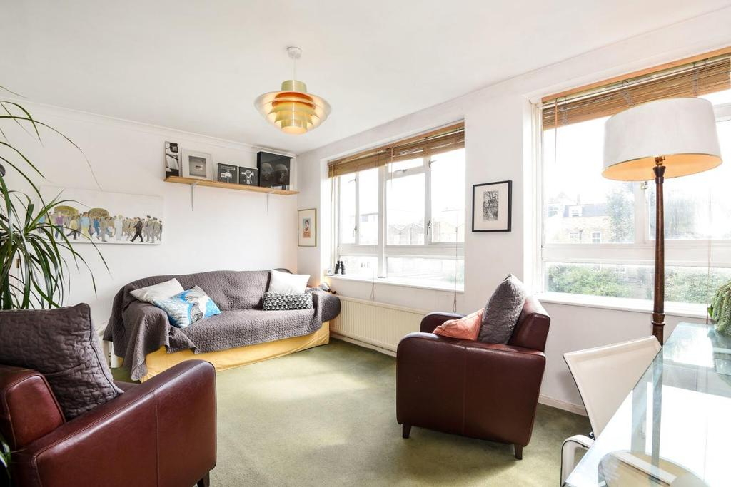 3 Bedrooms Flat for sale in Hawthorne Close, Islington