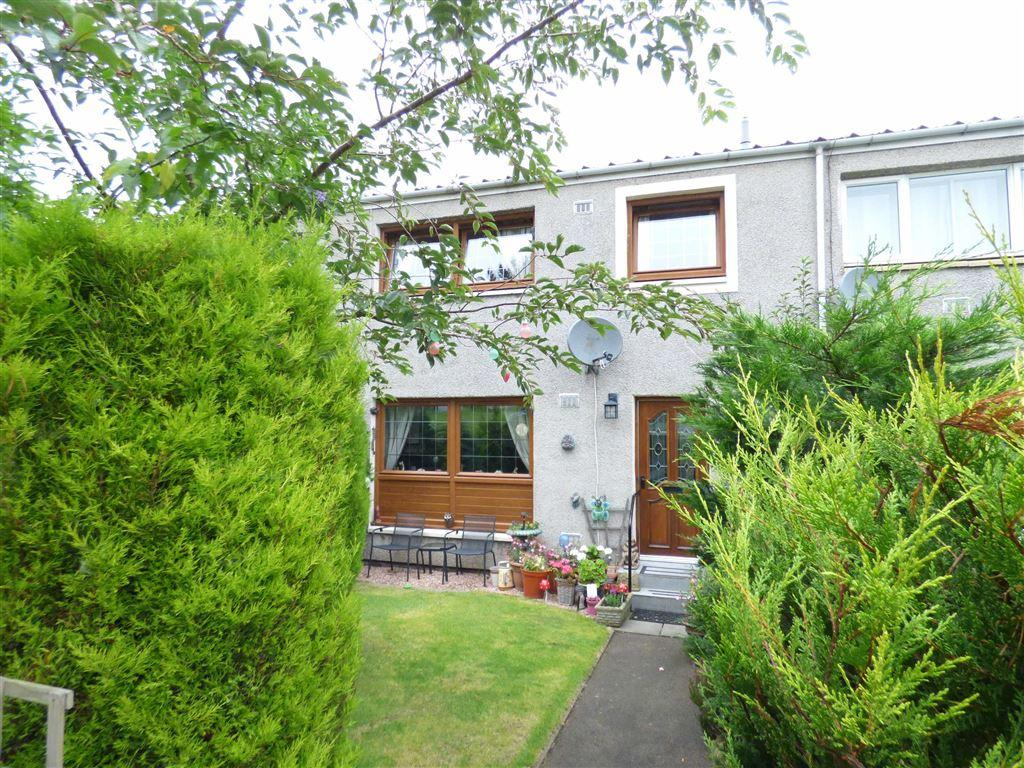 3 Bedrooms Terraced House for sale in Warwick Close, Leuchars, Fife