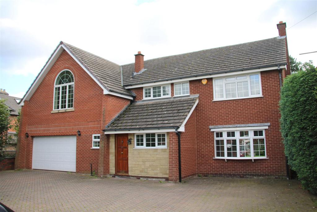 5 Bedrooms Detached House for sale in High Street, Dosthill, Tamworth