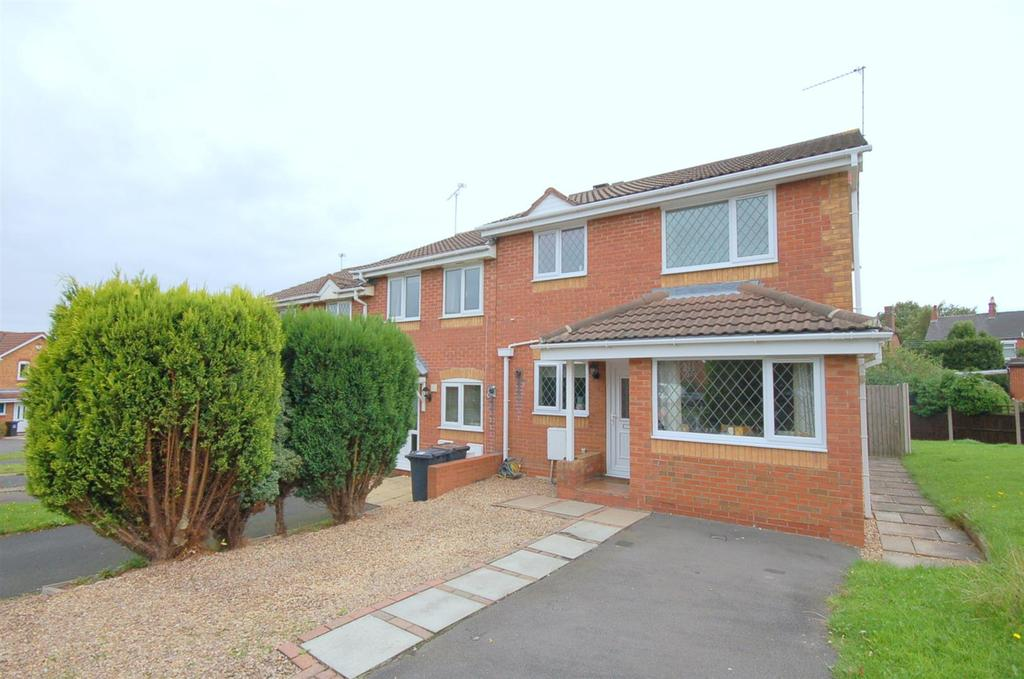 3 Bedrooms House for sale in Barleyfields, Audley