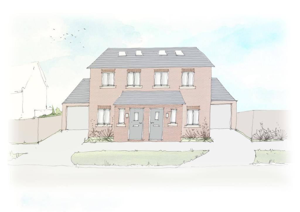 3 Bedrooms Semi Detached House for sale in St Giles Road , Skelton, York