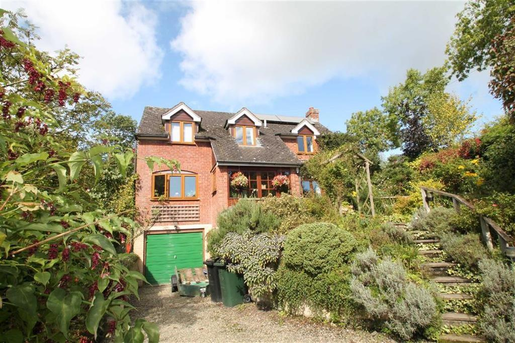4 Bedrooms Detached House for sale in Edgton, Craven Arms, Shropshire