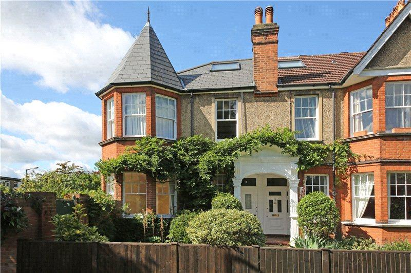 3 Bedrooms Maisonette Flat for sale in Panmuir Road, West Wimbledon, London, SW20
