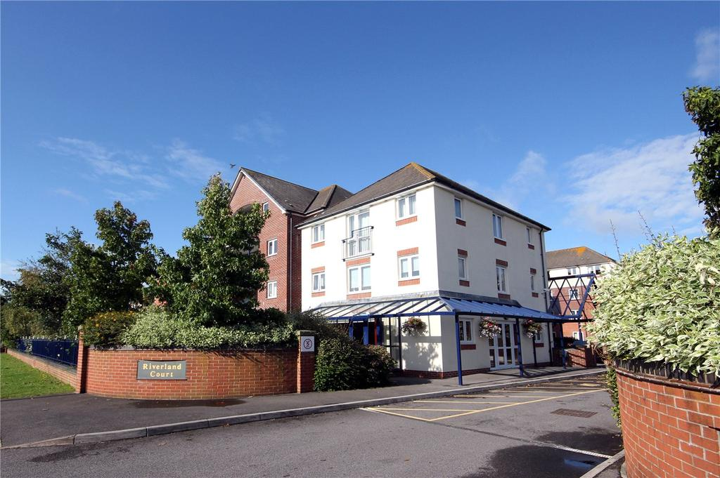 1 Bedroom Retirement Property for sale in Riverland Court, Stour Road, Christchurch, Dorset, BH23