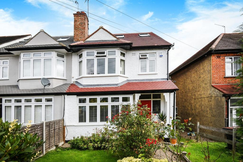 4 Bedrooms End Of Terrace House for sale in Durham Road, Bromley