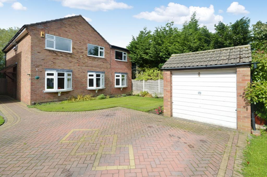 5 Bedrooms Detached House for sale in Longfield Avenue, Heald Green
