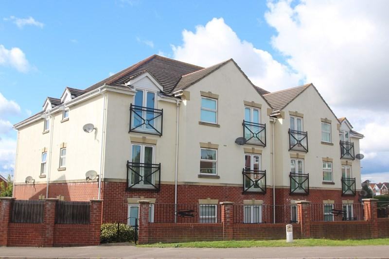 2 Bedrooms Flat for sale in Avro Court, Southampton