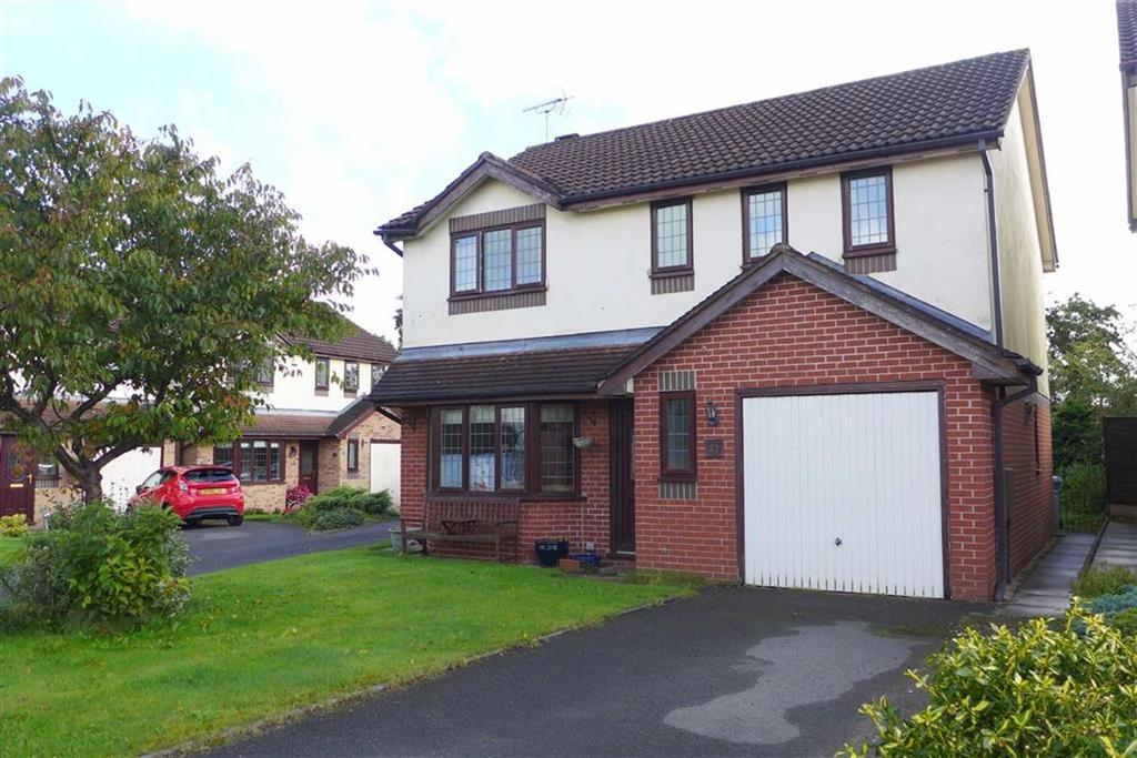 4 Bedrooms Detached House for sale in Brookfield, Haslington, Crewe