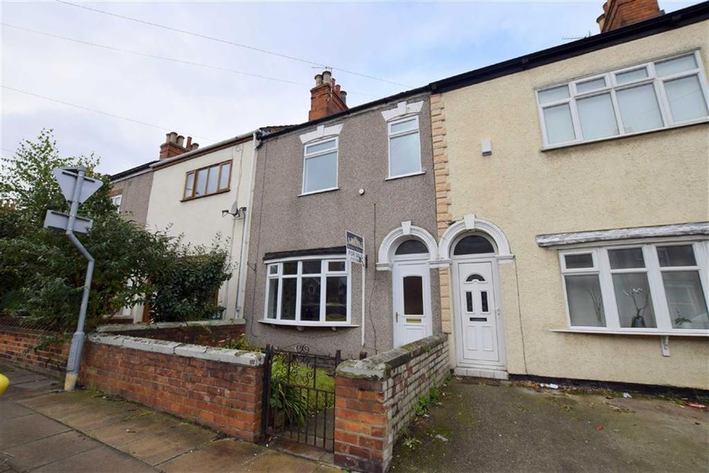 3 Bedrooms Terraced House for sale in Earl Street, Grimsby, North East Lincolnshire
