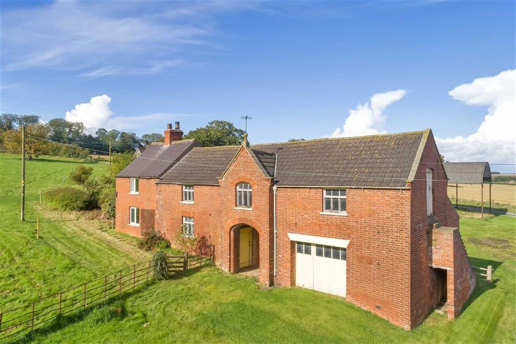 4 Bedrooms Detached House for sale in Orford, Market Rasen, Lincolnshire